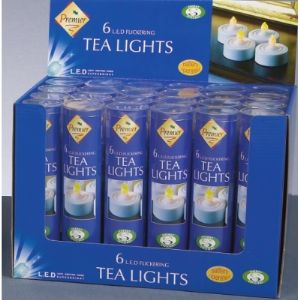 Tealights - Pack of 6